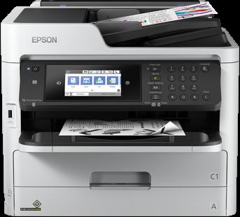 מדפסת הזרקת דיו Epson WorkForce Pro WF-M5799DWF אפסון
