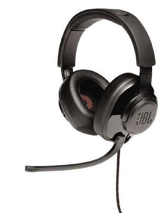אוזניות חוטיות JBL Quantum 200
