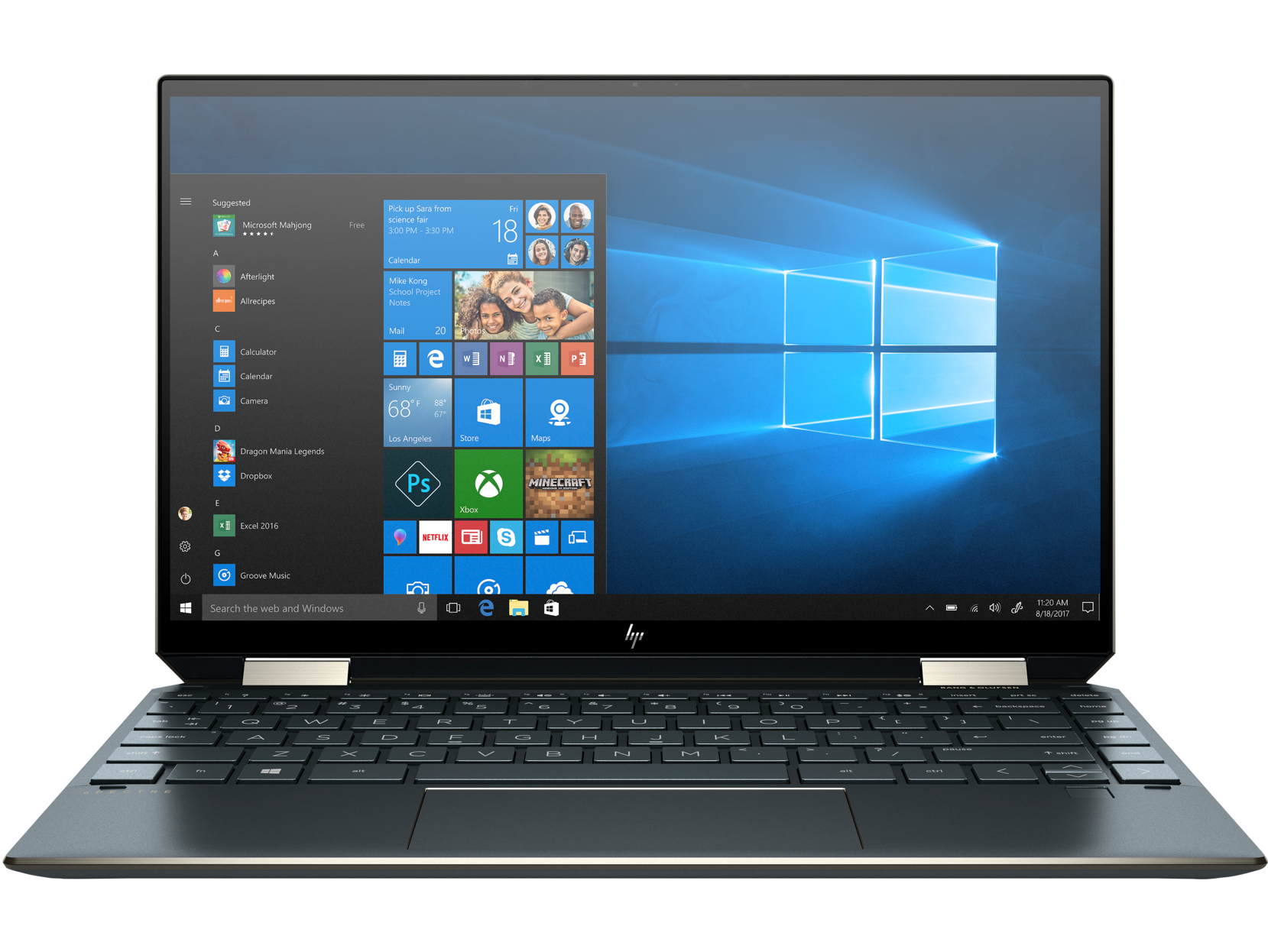מחשב נייד HP Spectre x360 13-aw0004nj 3A689EA